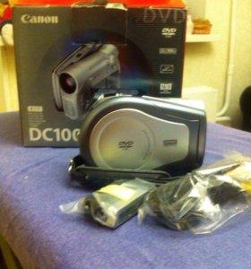 Дисковая видеокамера