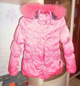 Куртка на 128-134