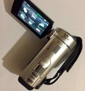 Sony HDR CX200E. Видеокамера