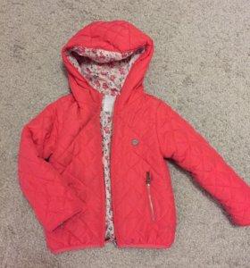 Куртка на девочку Zara