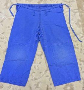Штаны для дзюдо и рукопашного боя