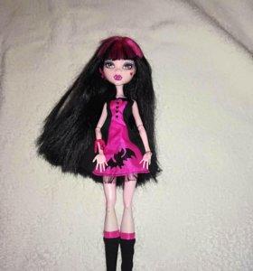 Кукла Monster High и кафе