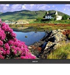 Цифровой телевизор DEXP H28B3100E диагональ 71 см
