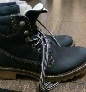 Ботинки зимние tamaris