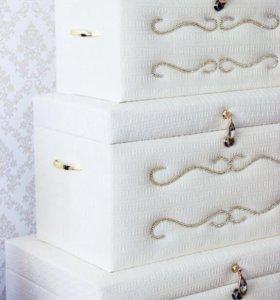 Свадебные сундуки прокат