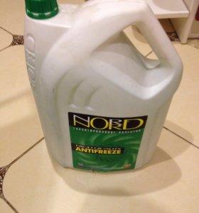 Антифриз (зелёный) 10 литров