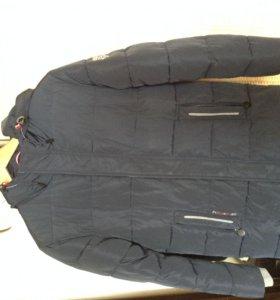Зимняя куртка на рост 146 см,зима