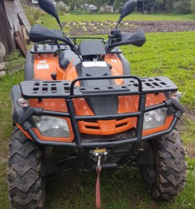 КВАДРОЦИКЛ STELS ATV 300 B
