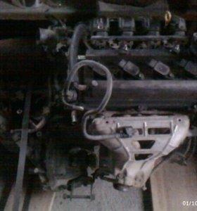 Двигатель и АКПП TOYOTA COROLLA NZE 121