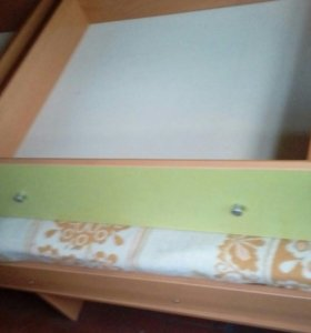 Кровать 1 спальная
