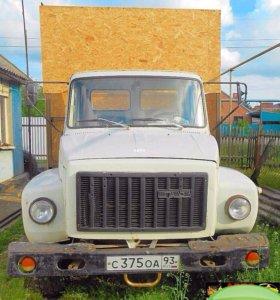 ГАЗ 3307 грузовик