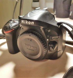 Nikon D5200, объективы 18-55 mm, 3.5 mm, 55-300 mm