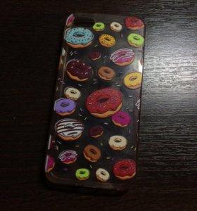 Чехол,на IPhone 5s
