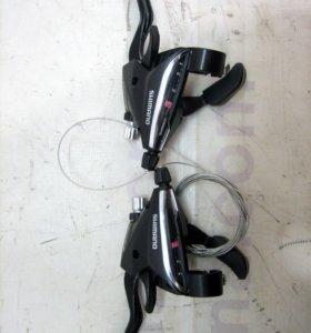 Шифтер/тормозная ручка моноблок Shimano ST-EF65L