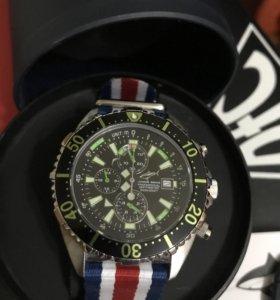 Часы для дайвинга CHRIS BENZ 300M