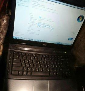 Ноутбук Асер ms 2205