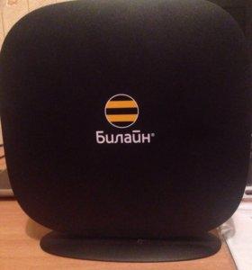 Проводной Wifi роутер Билайн