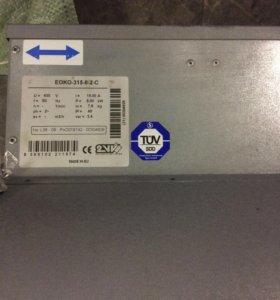 Калорифер EOKO 315 6-2-C проточный нагреватель