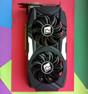 PowerColor RX 480 Red Dragon 8 Гигабайт