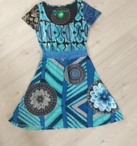 Платье desigual, кофта , р44