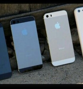 Корпусы айфонов 4, 5, 6 поколения