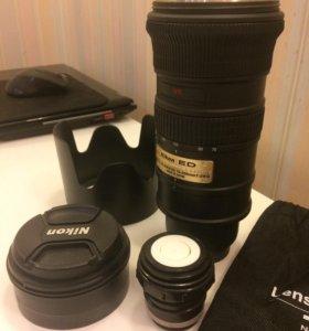 Кружка термос Nikon