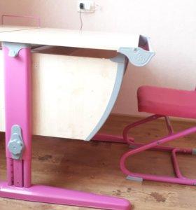 Стол письменный+стул+тумба