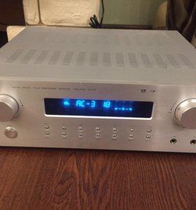 DVD-HD Recorder BBK-9907s + ресивер AV-212T