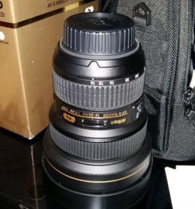 Объектив Nikkor 14-24 mm f/2.8G
