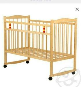 Кроватка для малышей.