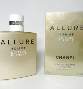Chanel - Allure Homme Edition Blanche - 100 ml