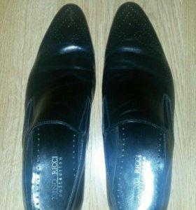 Мужские туфли 41 размер