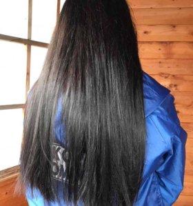 Выпрямление волос!!!