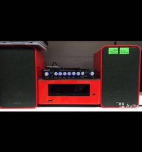 Музыкальный центрONKYO База дляАйфона 5 и выше