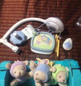 Фишер прайс игрушка для кроватки