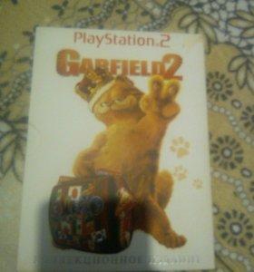 Диск на PS2
