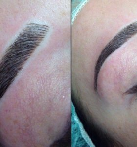 Перманентный макияж,нарашивание ресничек,массаж.