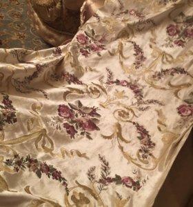 Ткань для штор, шторы готовые