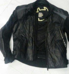Куртка кожанная IXS