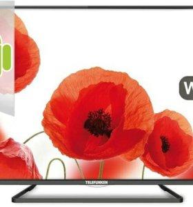"SmartTV 32"" Telefunken TF-LED32S52T2S Новый"