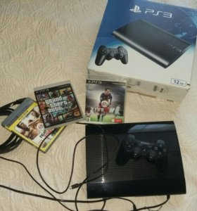 Sony playstation 3 500gb hdd