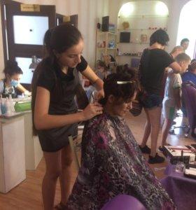 Обучение парикмахер универсал