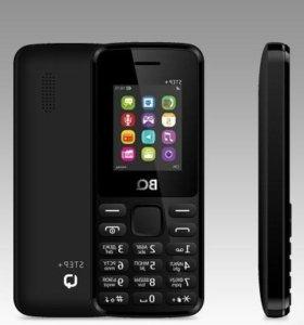 Сотовый телефон 📱BQ 1831 step+ (Новый)