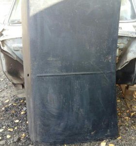 Крышка багажника новая ГАЗ 24 под молдинг
