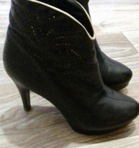 Осенняя обувь.