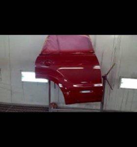Покраска авто деталей