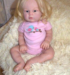 Кукла-реборн Майя, 56 см