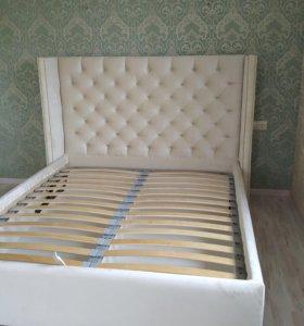 Кровати каретной стяжке