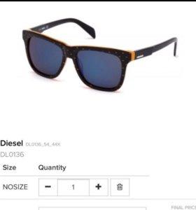 Очки новые Diesel