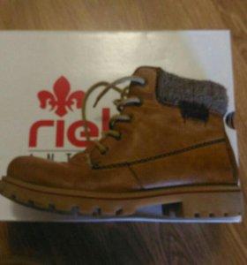 Зимние ботинки reiker